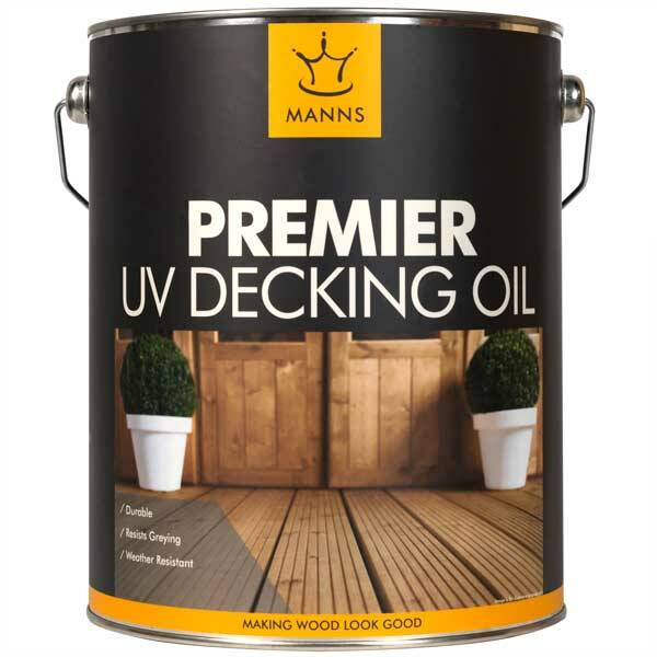 how to use decking oil