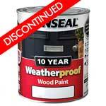 Ronseal 10 Year Exterior Wood Paint - Gloss