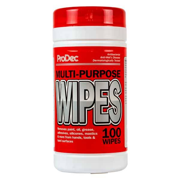 ProDec Multi-Purpose Wipes