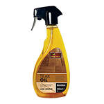 Barrettine Teak Oil Spray