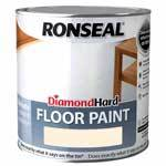 Ronseal Diamond Hard Floor Paint - 2.5L