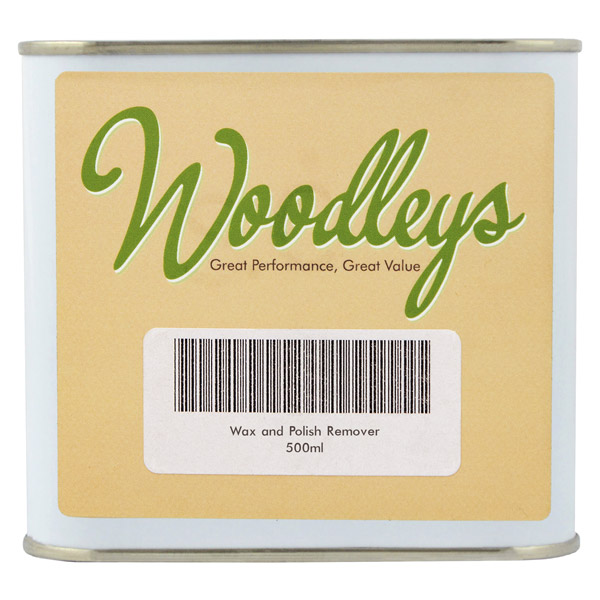 Woodleys Wax and Polish Remover