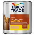 Dulux Trade Polyurethane Varnish