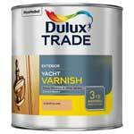 Dulux Trade Clear Yacht Varnish - Gloss