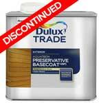 Dulux Trade Aquatech Preservative Basecoat Plus (BP)