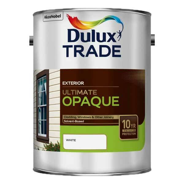 Dulux Trade Ultimate Opaque Wood Finishes Direct