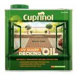 Cuprinol UV Guard Decking Oil