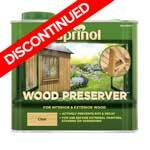 Cuprinol Wood Preserver Clear (BP)