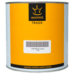 Manns Trade Bar Top Lacquer