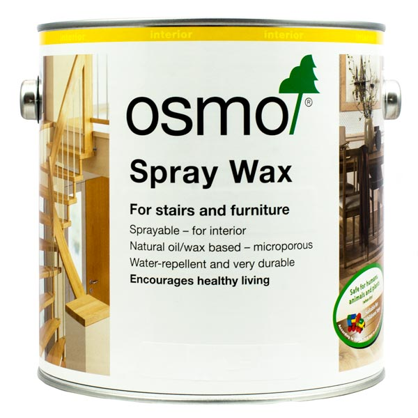 Osmo Spray Wax Thumb