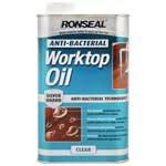 Ronseal Antibacterial Worktop Oil - 1L