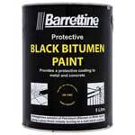 Barrettine Black Bitumen Paint