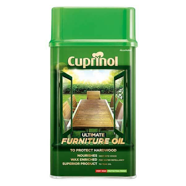 Cuprinol Ultimate Furniture Oil