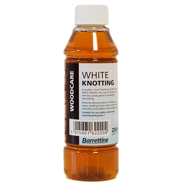 Barrettine White Knotting