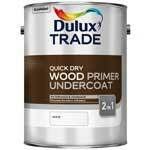 Dulux Trade Quick Dry Wood Primer Undercoat