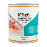 Holzol Worktop Oil - 1L