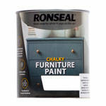Ronseal Chalky Furniture Paint - 750ml