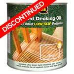 Rustins Textured Decking Oil