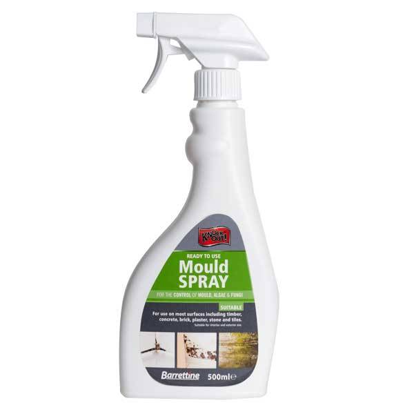 Barrettine Mould and Mildew Spray
