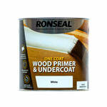 Ronseal One Coat Wood Primer and Undercoat