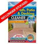Doff Path, Patio and Decking Cleaner