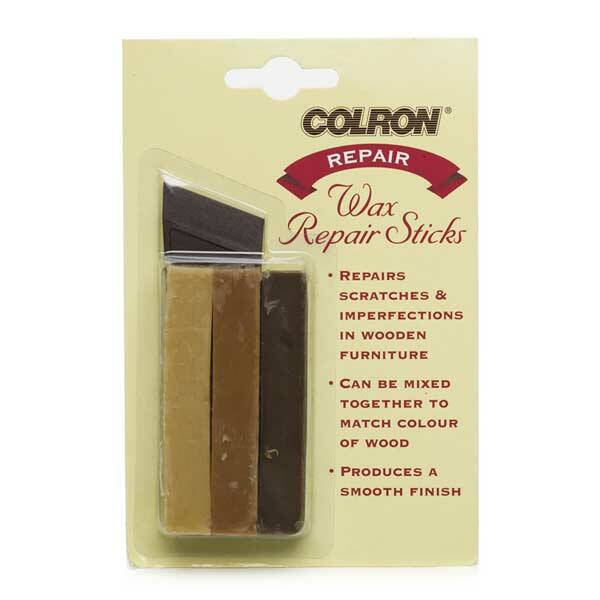Colron Wax Repair Sticks
