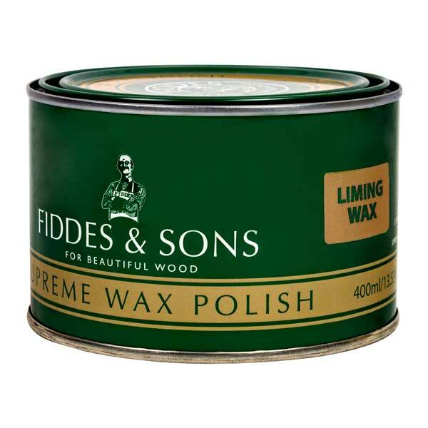 Fiddes Liming Wax Wood Finishes Direct