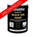 Barrettine Synthetic Black Tar Paint