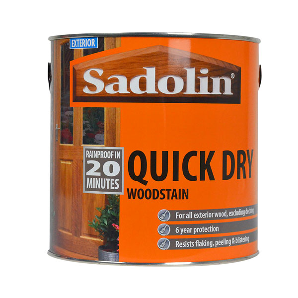 Sadolin Quick Dry Woodstain Wood Finishes Direct