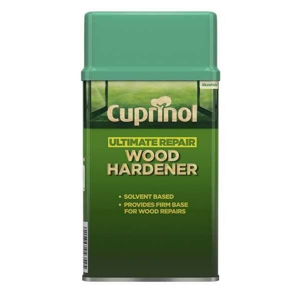 Cuprinol Ultimate Repair Wood Hardener