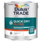 Dulux Trade Quick Dry Gloss