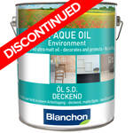 Blanchon Opaque Oil Environment