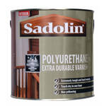 Sadolin Polyurethane Extra Durable Varnish