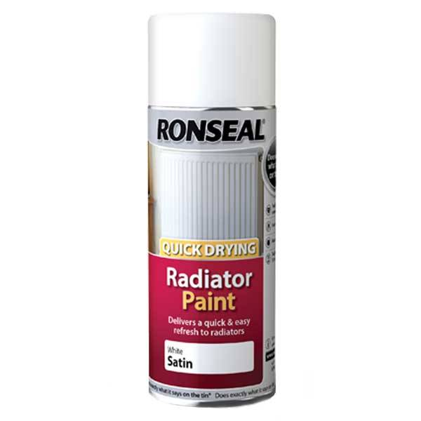Ronseal Quick Drying Radiator Paint