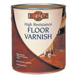 Liberon High Resistance Floor Varnish