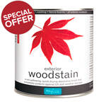 Polyvine Exterior Woodstain