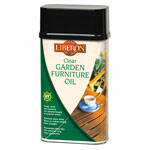 Liberon Clear Garden Furniture Oil