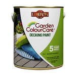 Liberon Garden ColourCare Decking Paint