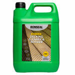 Ronseal Decking Cleaner and Reviver