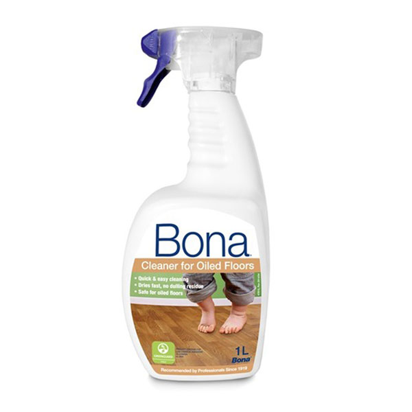 Bona Cleaner Spray Oiled Floors Oiled Floor Cleaner