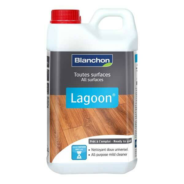 Blanchon Lagoon Cleaner