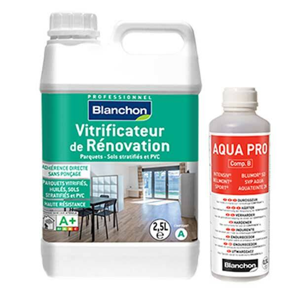 Blanchon Renovation Lacquer