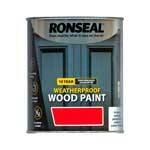 Ronseal 10 Year Weatherproof Wood Paint - Gloss