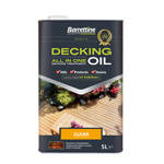 Barrettine Decking Oil