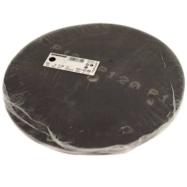 Starcke (Ersta) 430mm Silicon Carbide Double-sided Sanding Discs