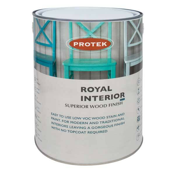 Protek Royal Interior Stain