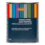 Protek Wood Stain And Protect - Clear Tough Coat