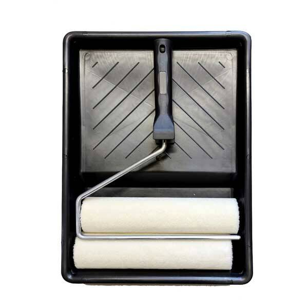 ArmourFlex Velour Roller and Tray Set