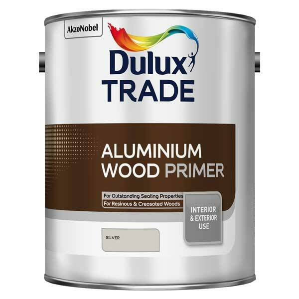 Dulux Trade Aluminium Wood Primer