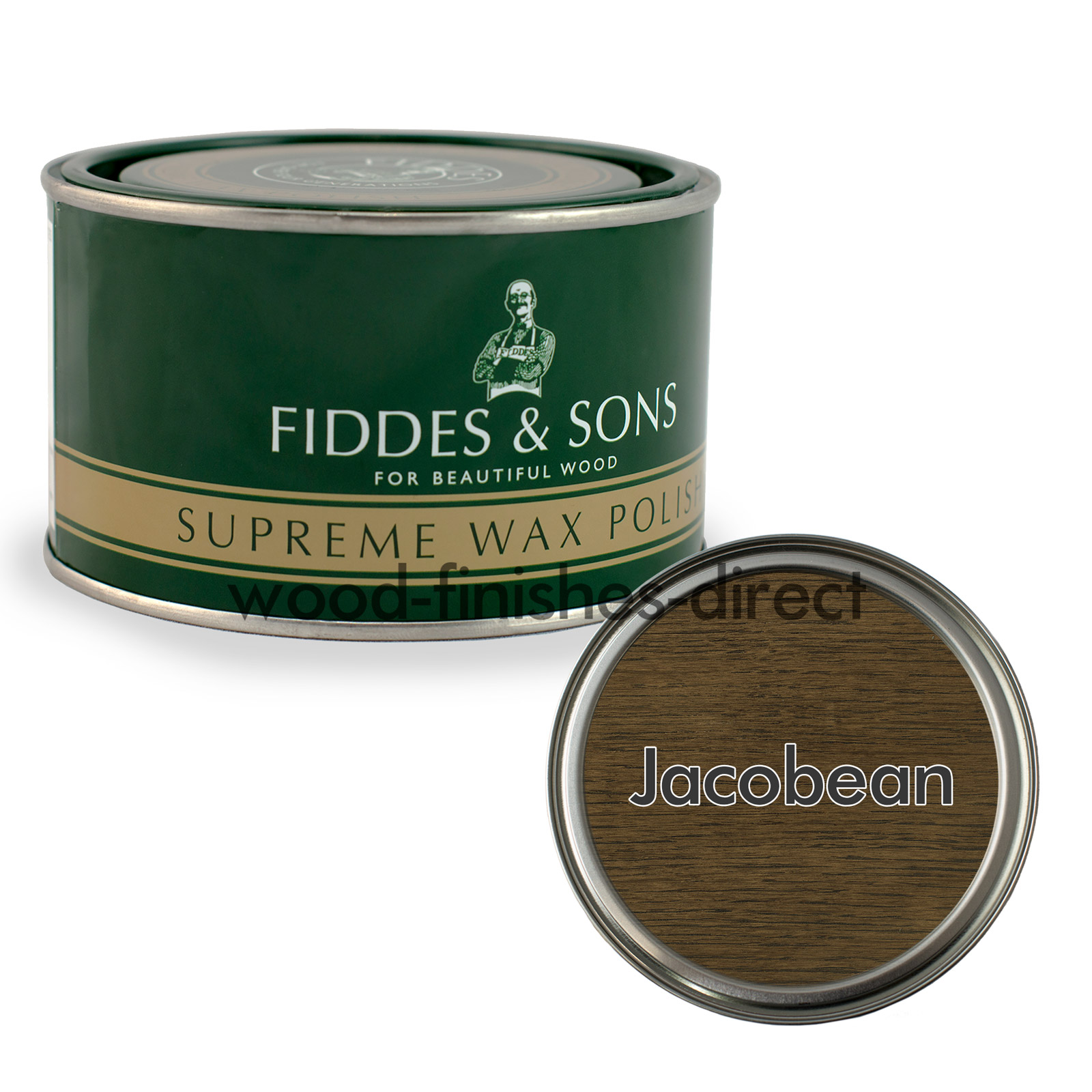 Fiddes supreme wax polish for furniture woodwork all for Furniture wax